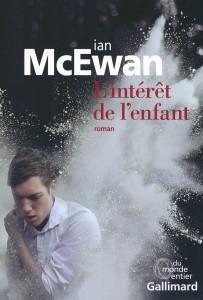 L'intérêt de l'enfant  –  Ian Mac Ewan
