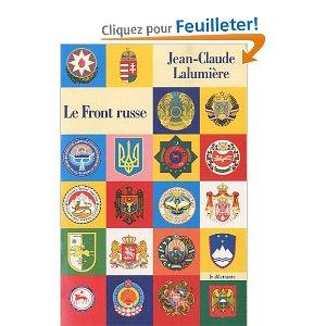 Le Front russe, de Jean-Claude Lalumière